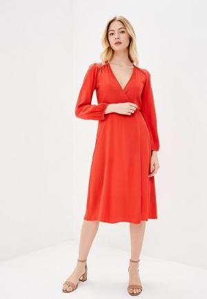 Платье Sweewe. Цвет: коралловый