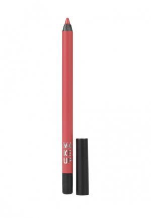 Карандаш для губ Make Up Factory. Цвет: бордовый