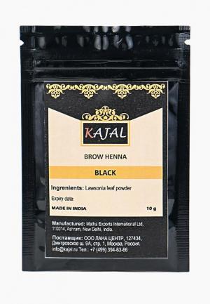 Тени для бровей Kajal. Цвет: черный