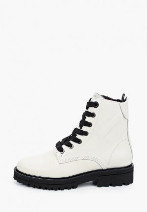 Ботинки Marc OPolo O'Polo. Цвет: белый
