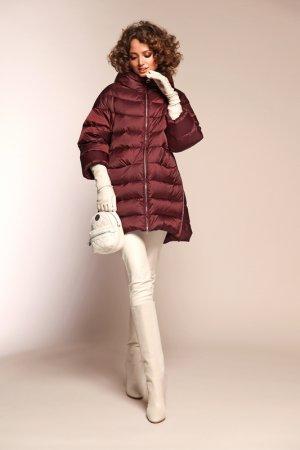 Куртка Naumi. Цвет: merlot