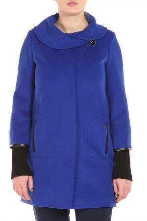 Пальто ELEGANT LEDI. Цвет: мультицвет