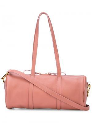 Дорожная мини-сумка Mansur Gavriel. Цвет: розовый