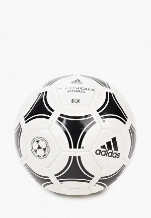 Мяч футбольный adidas. Цвет: белый