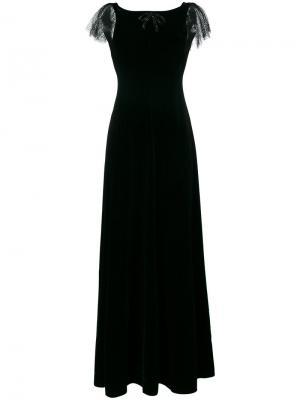 Вечернее платье Nº21. Цвет: черный