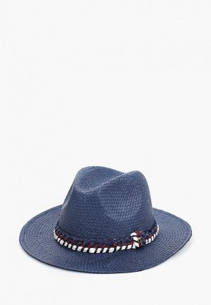Шляпа Avanta. Цвет: синий