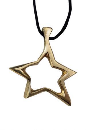 Кулон Звезда ALEXANDRIA HOME. Цвет: золотой