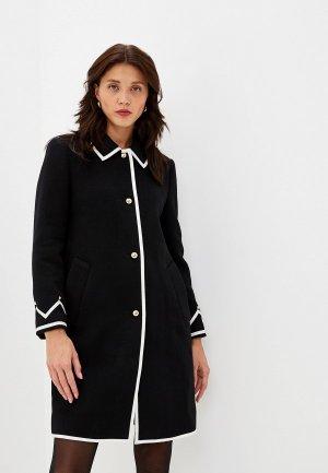 Пальто Boutique Moschino. Цвет: черный