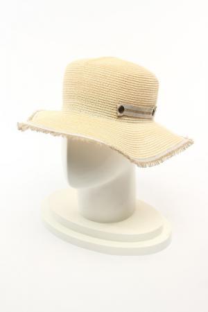 Шляпа FILUHATS. Цвет: бежевый