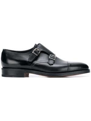 Монки William John Lobb. Цвет: черный