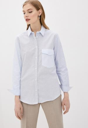 Рубашка Woolrich. Цвет: голубой