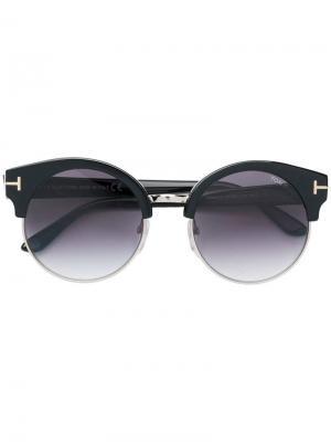 Солнцезащитные очки Alissa Tom Ford Eyewear. Цвет: черный