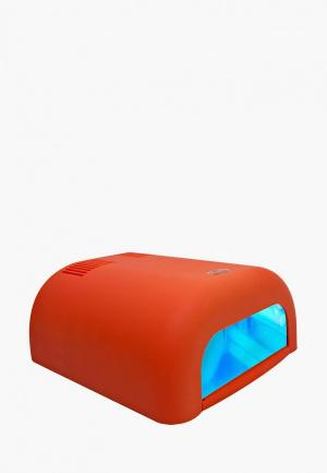 Лампа для маникюра Planet Nails. Цвет: оранжевый