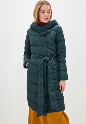 Куртка утепленная Winzor. Цвет: бирюзовый