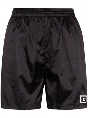 Спортивные шорты Danielle Guizio. Цвет: черный