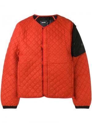 Куртка с длинными рукавами Guard Liner Nemen. Цвет: красный