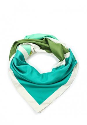 Платок Sabellino. Цвет: зеленый