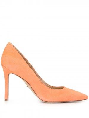 Туфли Hazel с заостренным носком Sam Edelman. Цвет: оранжевый