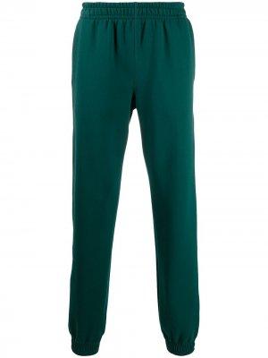 Спортивные брюки Styland. Цвет: зеленый