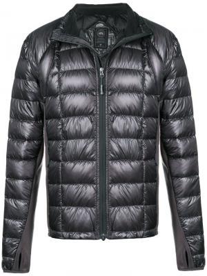 Short padded jacket Canada Goose. Цвет: черный