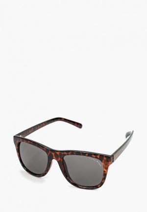 Очки солнцезащитные Cheap Monday. Цвет: коричневый