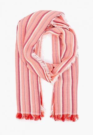 Палантин Max&Co. Цвет: розовый