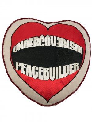 Подушка Peacebuilder UNDERCOVER. Цвет: нейтральные цвета