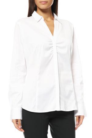 Блуза Comma. Цвет: белый