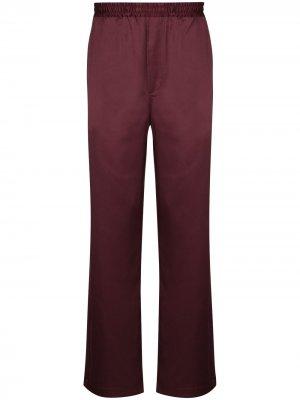 Пижамные брюки Home CDLP. Цвет: красный