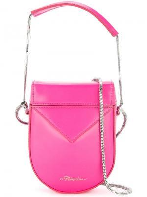 Soleil mini case bag 3.1 Phillip Lim. Цвет: розовый