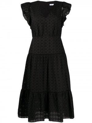 Платье Ellinor Rebecca Minkoff. Цвет: черный