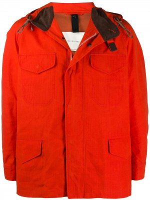 Непромокаемая куртка Drumming Mackintosh. Цвет: оранжевый
