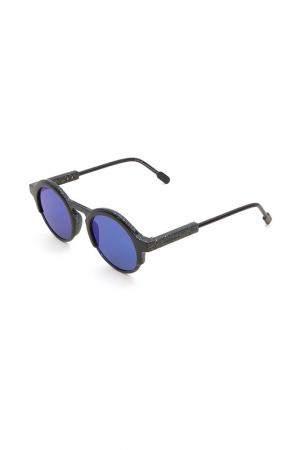 Очки солнцезащитные ITALIA INDEPENDENT. Цвет: gt2 021 синий