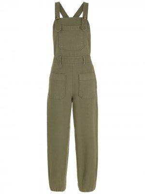 Комбинезон с брюками чинос Nk. Цвет: зеленый