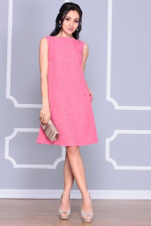 Платье-сарафан Laura Bettini. Цвет: розовый