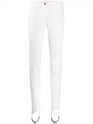Лыжные брюки Birley Vuarnet. Цвет: белый