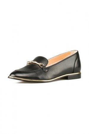 Туфли закрытые Giotto. Цвет: черный