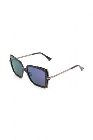 Очки солнцезащитные с линзами ITALIA INDEPENDENT. Цвет: glt 021 серый