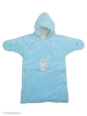 Конверт для малышей Baby Line. Цвет: голубой