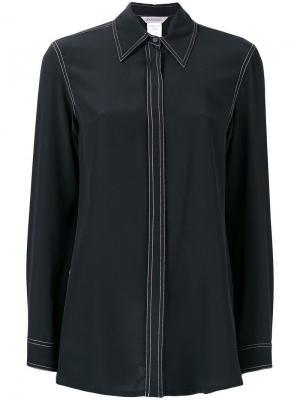 Рубашка Sartorial Sportmax. Цвет: черный