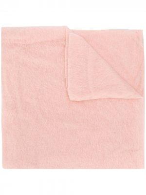 Длинный кашемировый шарф Altea. Цвет: розовый
