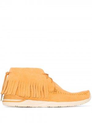 Ботинки дезерты FBT Shaman visvim. Цвет: коричневый