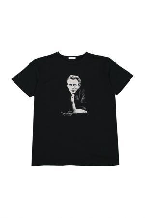 Футболка Dolce & Gabbana. Цвет: черный