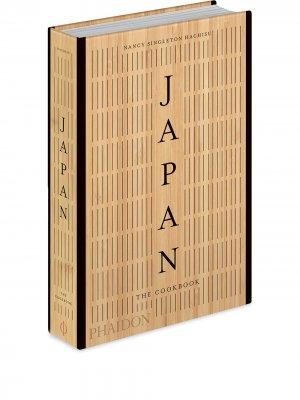 Книга Japan:  Cookbook by Nancy Singleton Hachisu Phaidon Press. Цвет: коричневый
