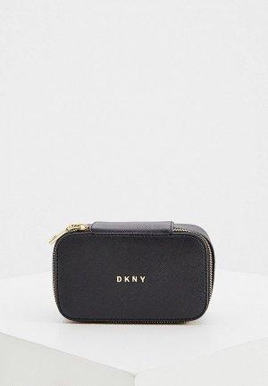 Органайзер для хранения DKNY. Цвет: черный