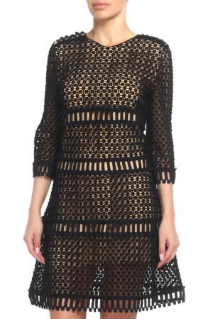 Платье Chloe. Цвет: черный
