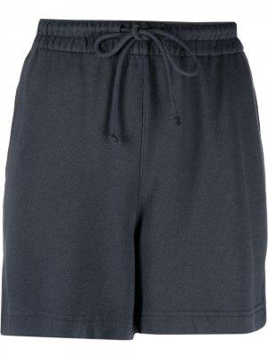 Спортивные шорты с кулиской Vince. Цвет: синий