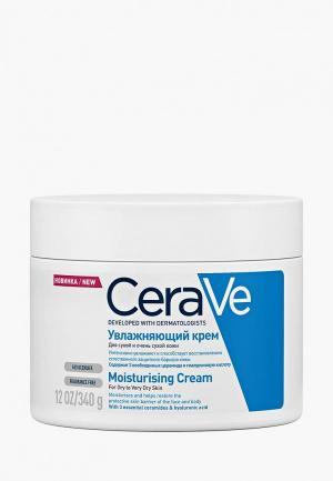 Крем для лица CeraVe. Цвет: белый