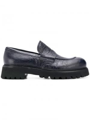 Ridged loafers Rocco P.. Цвет: синий
