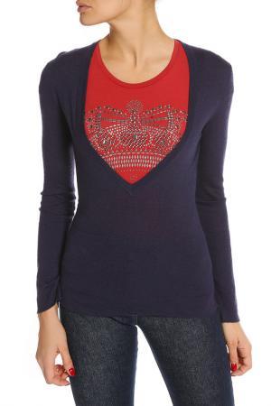 Пуловер Annapurna. Цвет: мультицвет